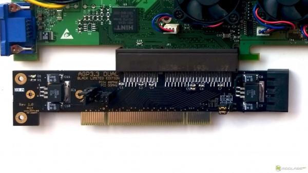 AGP2PCI Riser