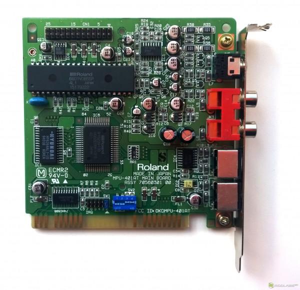 Roland MPU-401AT