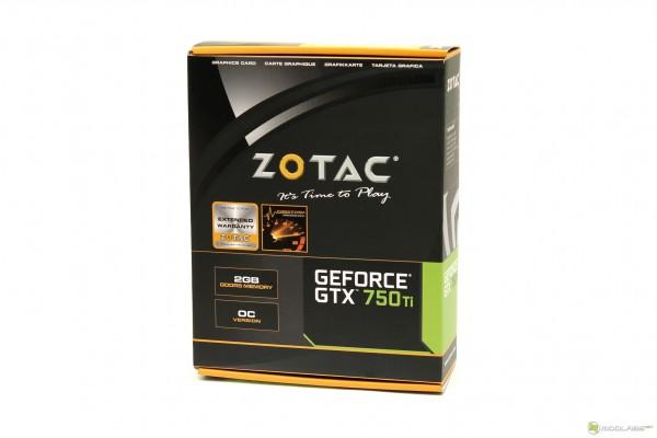 ZOTAC  GTX 750 Ti OC