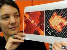 Atomict transistor
