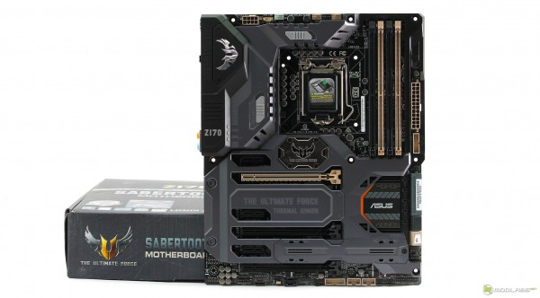 SABERTOOTH Z170 MARK 1