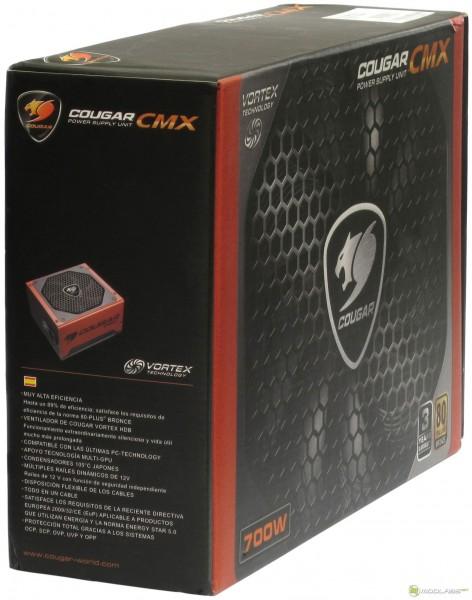Блок питания Caugar CMX-700 v2