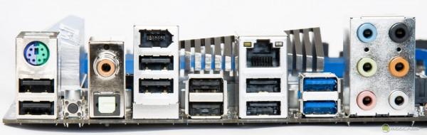 P67A-GD65 ports