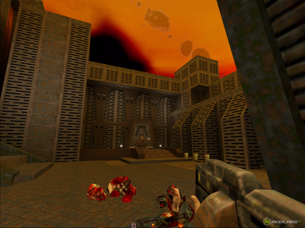Quake II - 1600x1200 8xAA