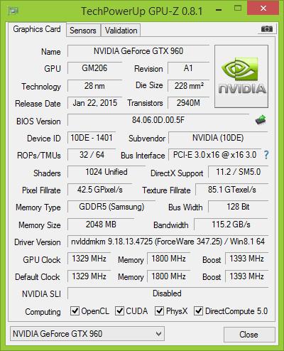 Знакомый сценарий. Обзор Inno3D iChill GeForce GTX 960 Ultra