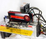 Тестовый стенд Modlabs - ASUS Sabertooth 990FX, вода, воздух и БП от Seasonic