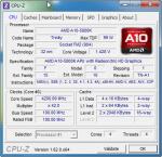 Разгон APU A10 5800K для конкурса hwbot
