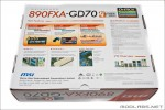Обратная сторона коробки MSI 890FXA-GD70