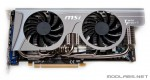 MSI GeForce N465 main view