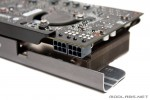 MSI GeForce N465 GTX bottom