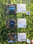 ASUS mini-ITX: H61, E350, Atom