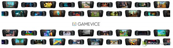 iGAMEVICE for iPhone
