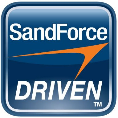 SandForce driven logo