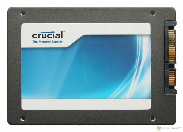 Crucial m4 128Gb - SSD - front