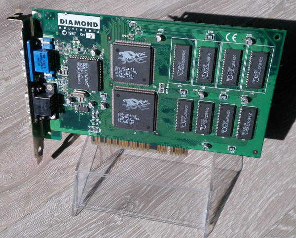 Diamond Monster 3D 4Mb