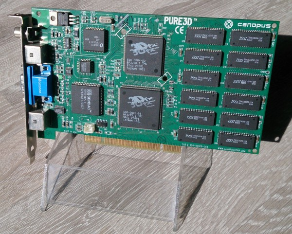 Canopus Pure 3D 6Mb