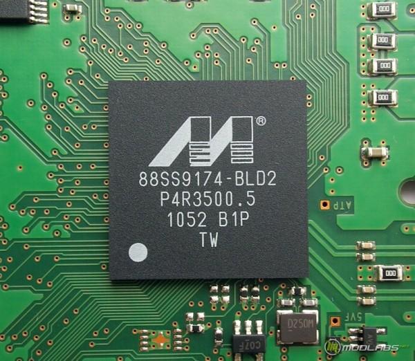 Marvel 88SS9174-BLD2 SATA3 controller