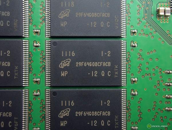 Micron 29F64G08CFACB 25-nm NAND Flash
