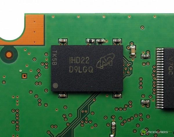 Micron D9LGQ DDR3 cache
