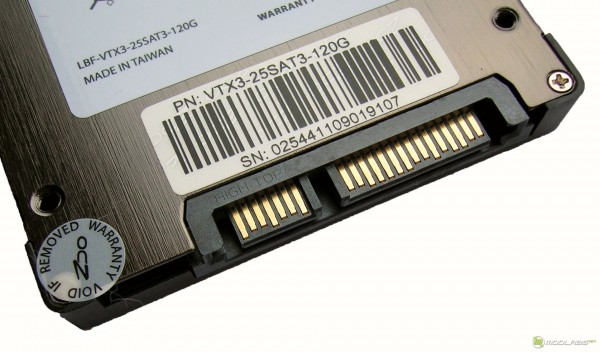 OCZ Vertex3 SSD - interfaces