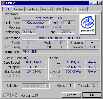 Pentium III 1000