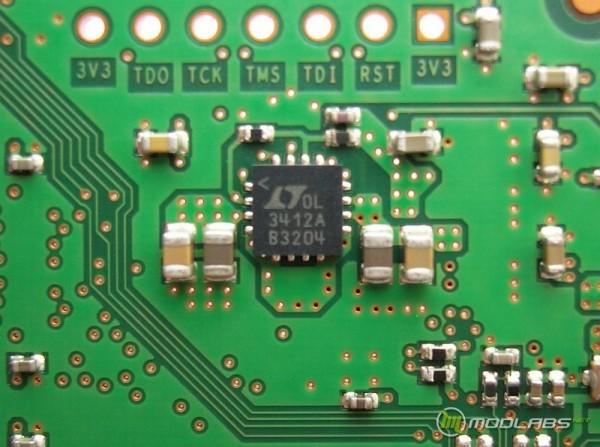 Linear LTC3412A voltage regulator