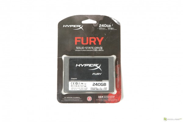 Kingston HyperX FURY SHFS37A240G