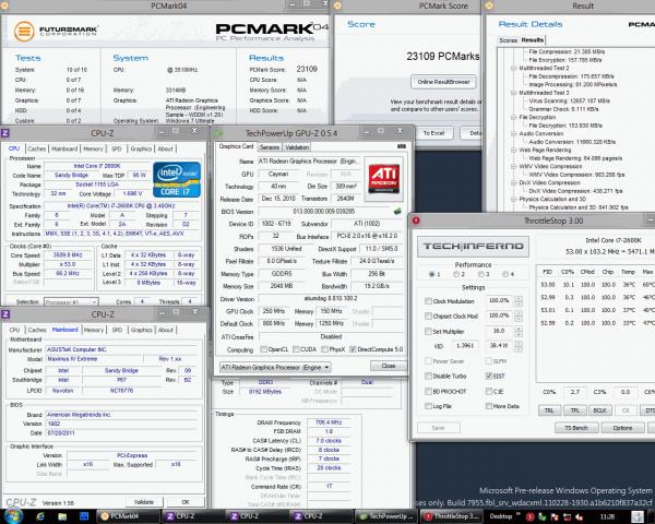 PCMark04 WR (23109)