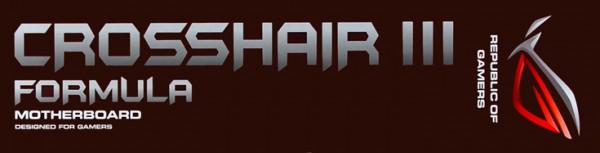 ASUS Crosshair III Logo
