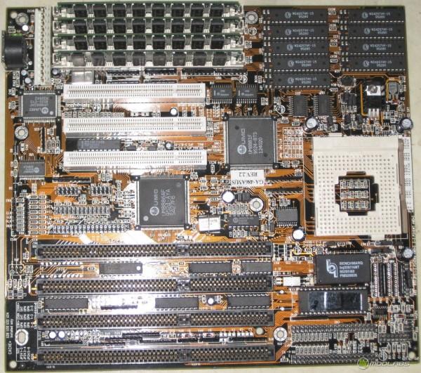 Gigabyte 486AMS