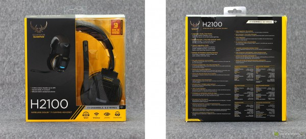 Corsair Gaming H2100