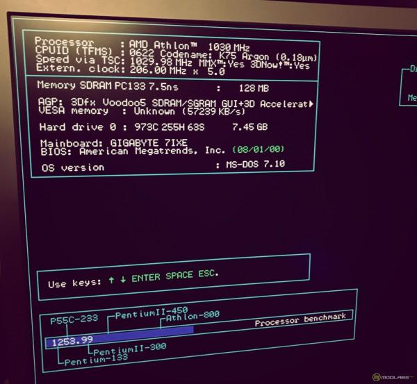 AMD Athlon 1000 МГц (Orion)