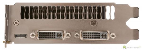 панель выводов NVIDIA GeForce GTX 480
