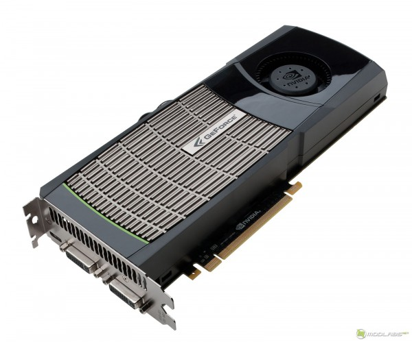 Видеокарта NVIDIA GeForce GTX 480