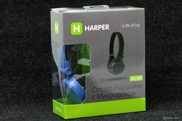 HARPER HN-500