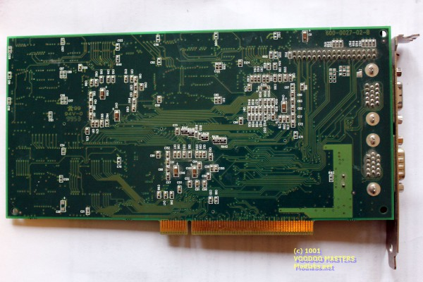 PowerColor evilKING VER:2.0 12MB 100MHz - Made in Taiwan - 9953 -  600-0027-02-B