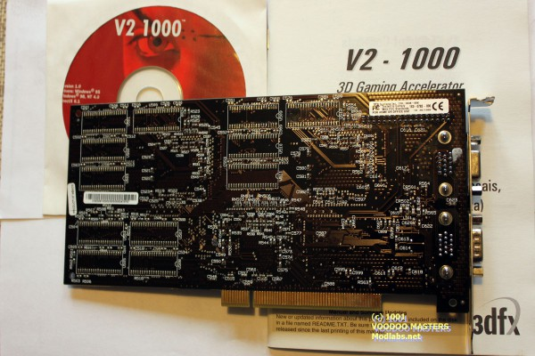 V2 1000 12MB 100MHz - Product of Mexico - 99xx - 210-0336-00x1x0-0782-006