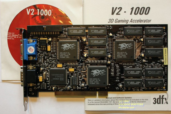 V2 1000 12MB 100MHz - Product of Taiwan - 99xx - 210-0336-00x1x0-0782-006120-0782-006