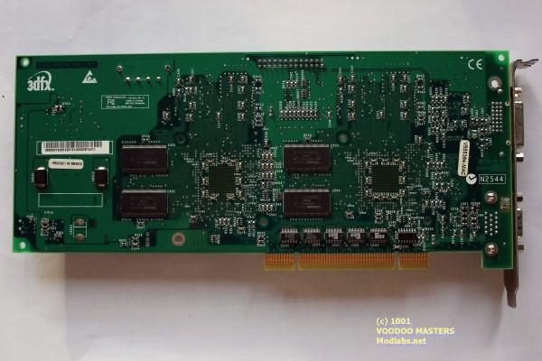STB Voodoo5 5500 MAC 2x VSA-100 166MHz (rev A) 64Mb SDRAM 6ns