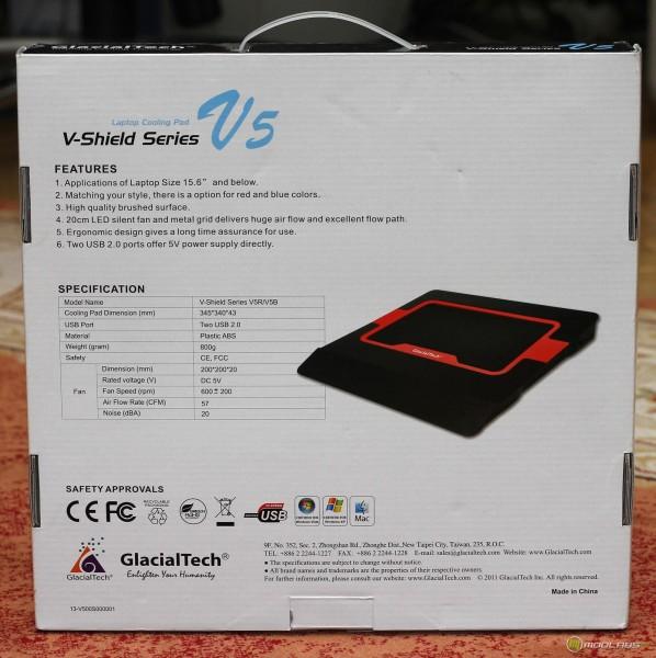 Коробка Glacialtech V-Shield V5