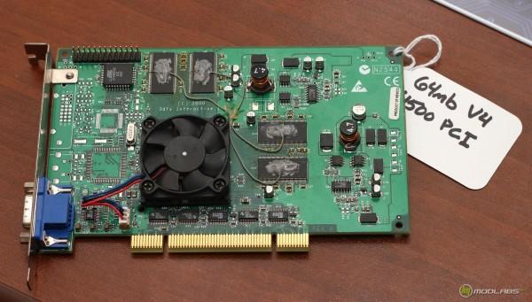 3dfx Voodoo 4 4500 64 Мбайт