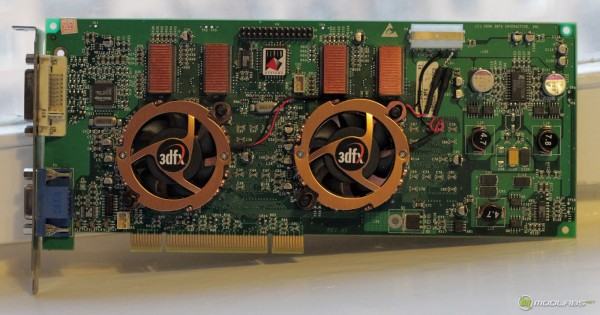 3Dfx Voodoo 5 5500 PCI MAC