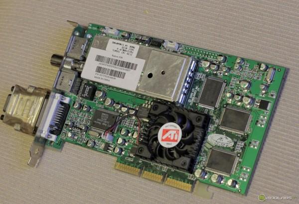 ATI All-in-Wonder Radeon 256 DDR
