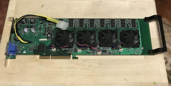 3dfx Voodoo 5 6000 with Replica box