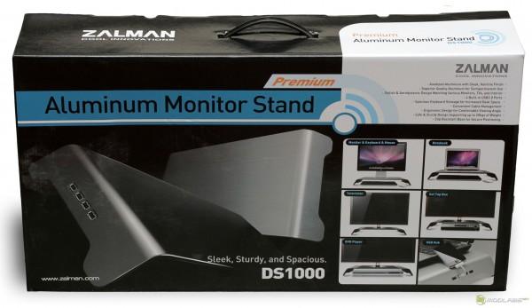 Подставка Zalman DS1000 Silver