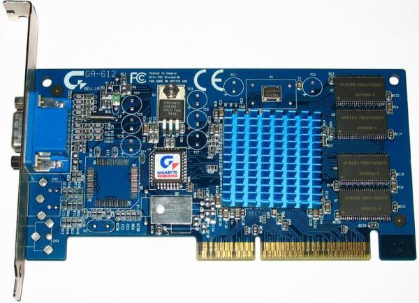 Gigabyte GA-612 Intel 740