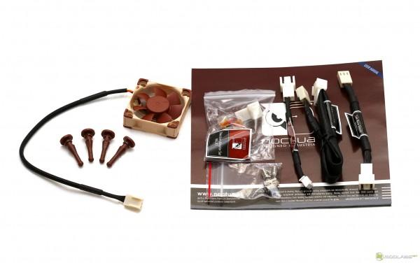 Вентилятор Noctua NF-A4X10 FLX