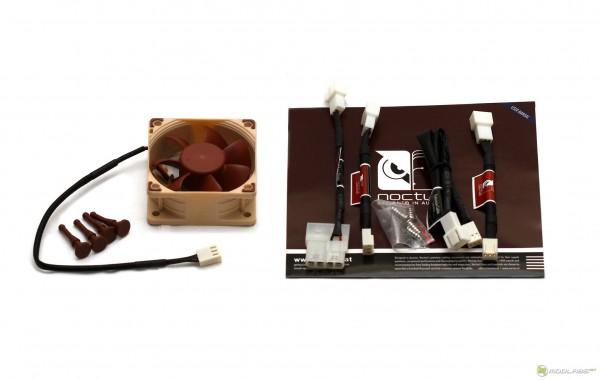 Вентилятор Noctua NF-A6X25 FLX