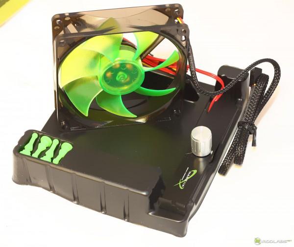 Вентилятор Nanoxia DX 90-мм
