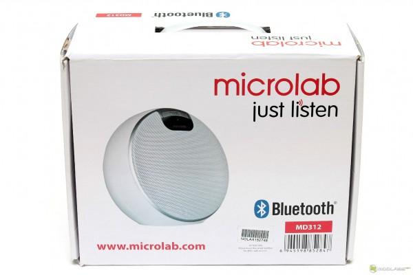 Microlab, MD312, портативная акустика,
